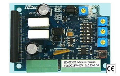 2相マイクロステップドライバーSD4015B3