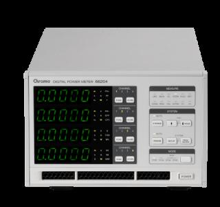 デジタル電力計Model 66203・66204