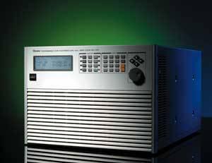 交流電子負荷プログラマブル交流&直流電子負荷 Model 63800 series